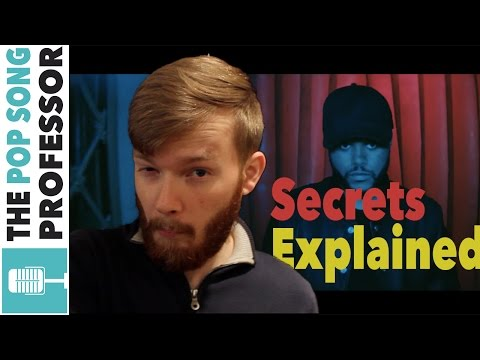 The Weeknd - Secrets   Song Lyrics Meaning Explanation  amp  VLOG Poster