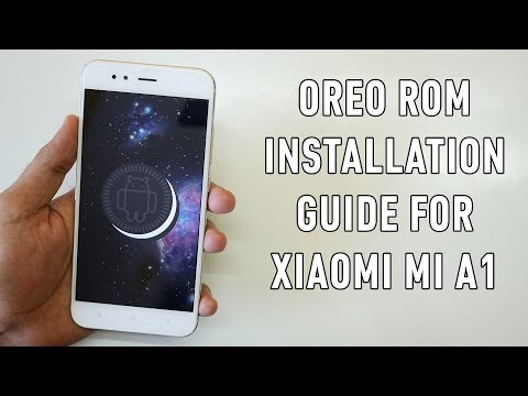 how-to-flash-android-oreo-custom-roms-&-stock-rom-on-mi-a1-using-twrp!