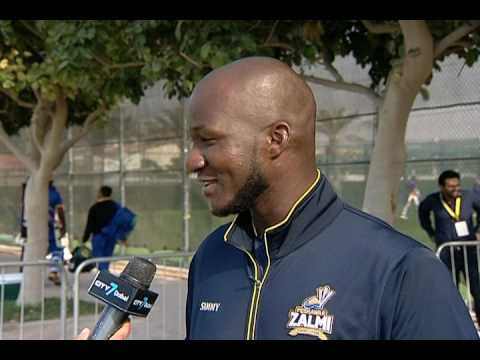 Darren Sammy Interview