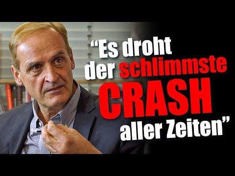 Florian Homm im Interview: Darum droht der schlimmste Crash aller Zeiten! // Mission Money