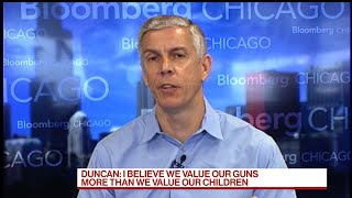 Ex-Education Sec. Duncan Says Guns Are Valued More Than Children