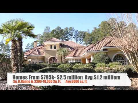 Homes For Sale in Charlotte NC, Highgate Weddington Real Estate
