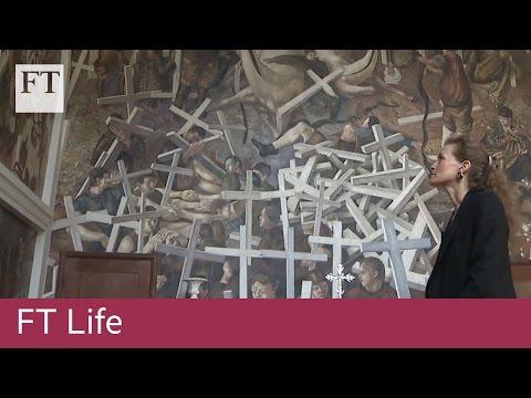 War memorial: art and conflict | FT Life