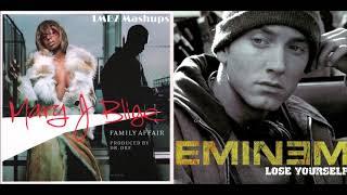 Lose Your Family Affair - Mary J. Blige X Eminem (Mashup)