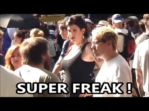 Vešelie Vasky Jugendu a  freak show Roberta  Myháliho