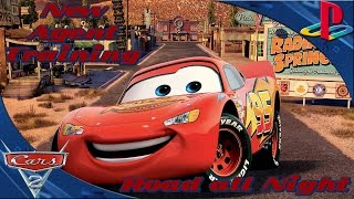 ★GAMEPLAY★ #4 【CARS 2】 ☆ 【New Agent Training】 ☆ 【Road all Night】 ★RACE★