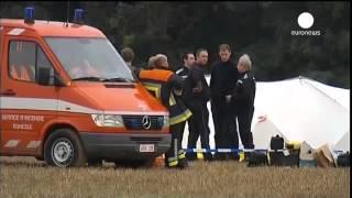 A Pilatus Paraclub Namur crashed.