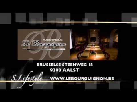 Le Bourguignon Restaurant TV publicity - Adriano en Magda