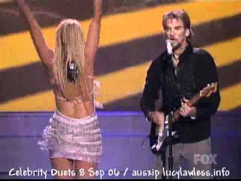 What actors and actresses appeared in Celebrity Duets - 2006