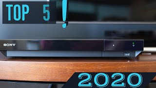 TOP 5: Best Blu-ray Player in 2020 (4K & UHD & Budget)