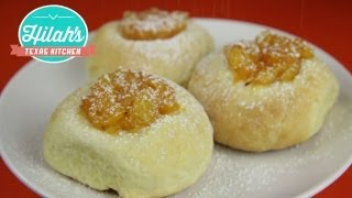 Apricot Kolaches | Hilah's Texas Kitchen