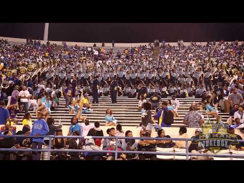 Southern University Human Jukebox 2014 Hustler Musik