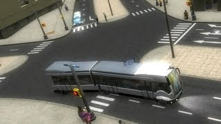 The World of Cities in Motion 2: Busses, trams and Trains