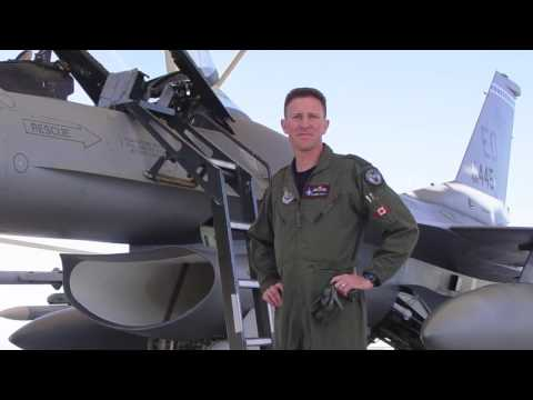F-16 Loss of Control, Test Pilot on Yaw Departure