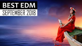 BEST EDM SEPTEMBER 2018 💎 Electro House Dance Charts Music Mix - Stafaband