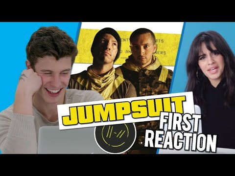 Musicians REACT to NEW TWENTY ONE PILOTS MUSIC (Shawn, Bebe, Camila)