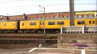 "Network Rail Units & 91 007 ""Skyfall"""