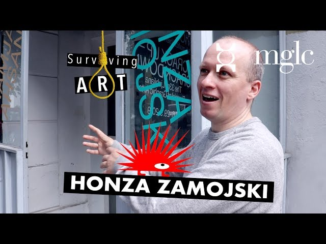 Honza Zamojski   On gallery visitors
