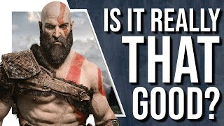 One of Pretty Good Gaming's most viewed videos: GOD OF WAR is BETTER THAN your favourite game