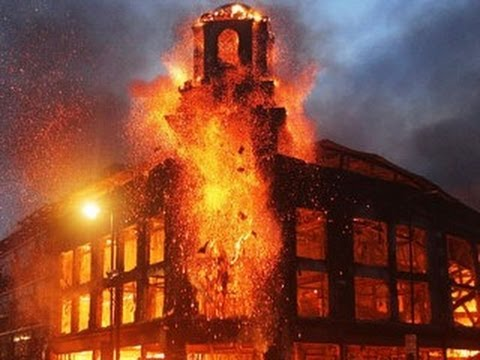 London Riot Video 2011: Britain Burning Mp3