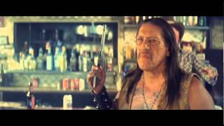 Musicless Musicvideo / TRAIN - Angel in Blue Jeans (starring Danny Trejo & Hannah Simone)