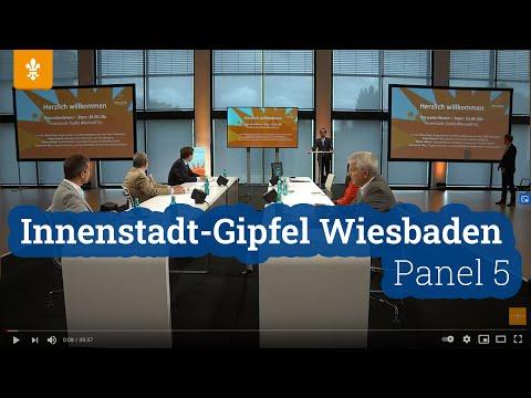 Innenstadt-Gipfel #RevivalCity Wiesbadener