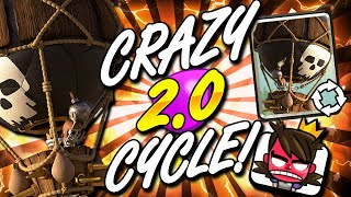FASTEST BALLOON CYCLE DECK EVER!! 2.0 CYCLE!! THIS IS INSANE!!
