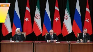 News 24h - Fighting terrorism is our common cause, Rouhani says after Sochi talks