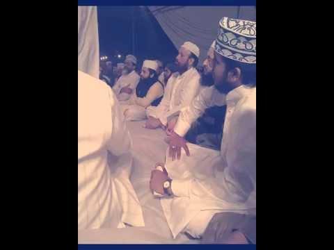 hazrat ARSLAN MIYAN bayan during jashn e wiladat e raza 2013