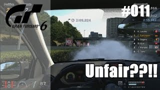 Gran Turismo 6 #011 - UNFAIR!!?? [German][HD] | Let