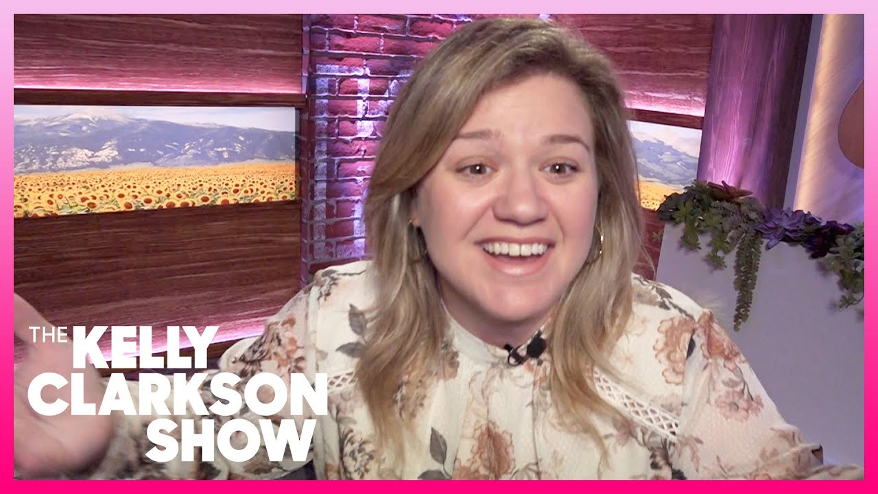 Kelly Clarkson Wishes Fans Would Stop Saying This One Thing