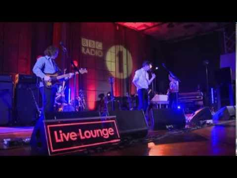 Arctic Monkeys - Hold On, We're Going Home (Drake) in the Live Lounge