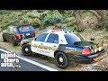 GTA 5 MOD LSPDFR 722 - CVPI PATROL !! (GTA 5 REAL LIFE PC MOD)