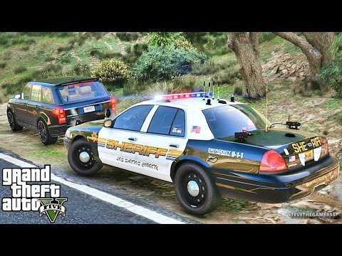 GTA 5 LSPDFR Ep14 - New LSPD Vehicles by DirtyRussian