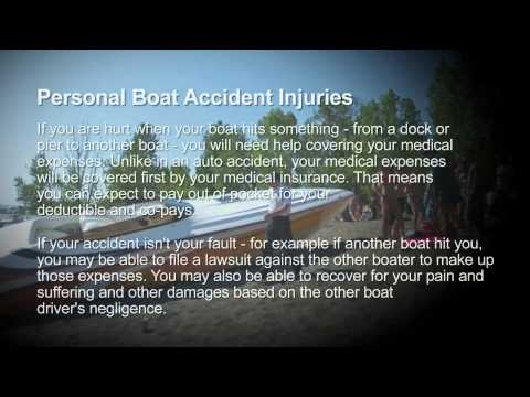 Michigan Boat Accident Attorney