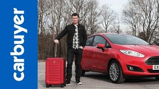 Ford Fiesta practicality - Carbuyer