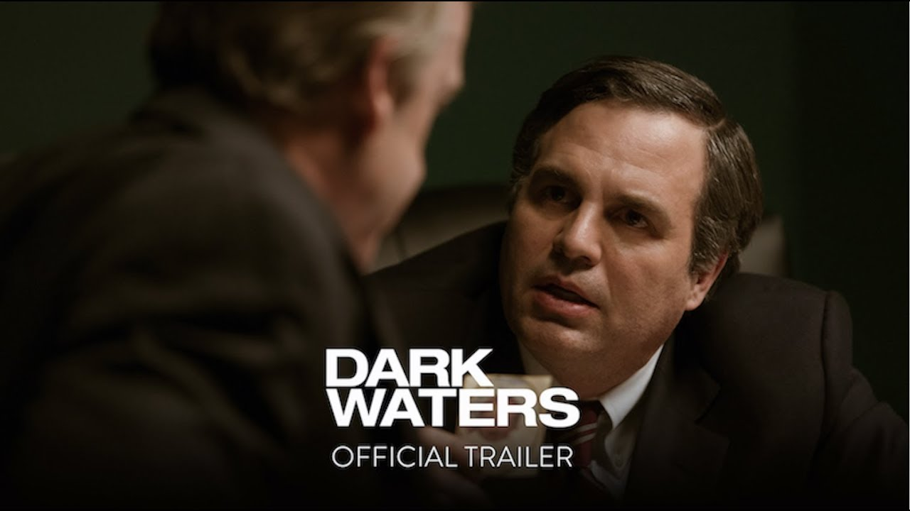 DARK WATERS | Official Trailer | In Theaters November 22