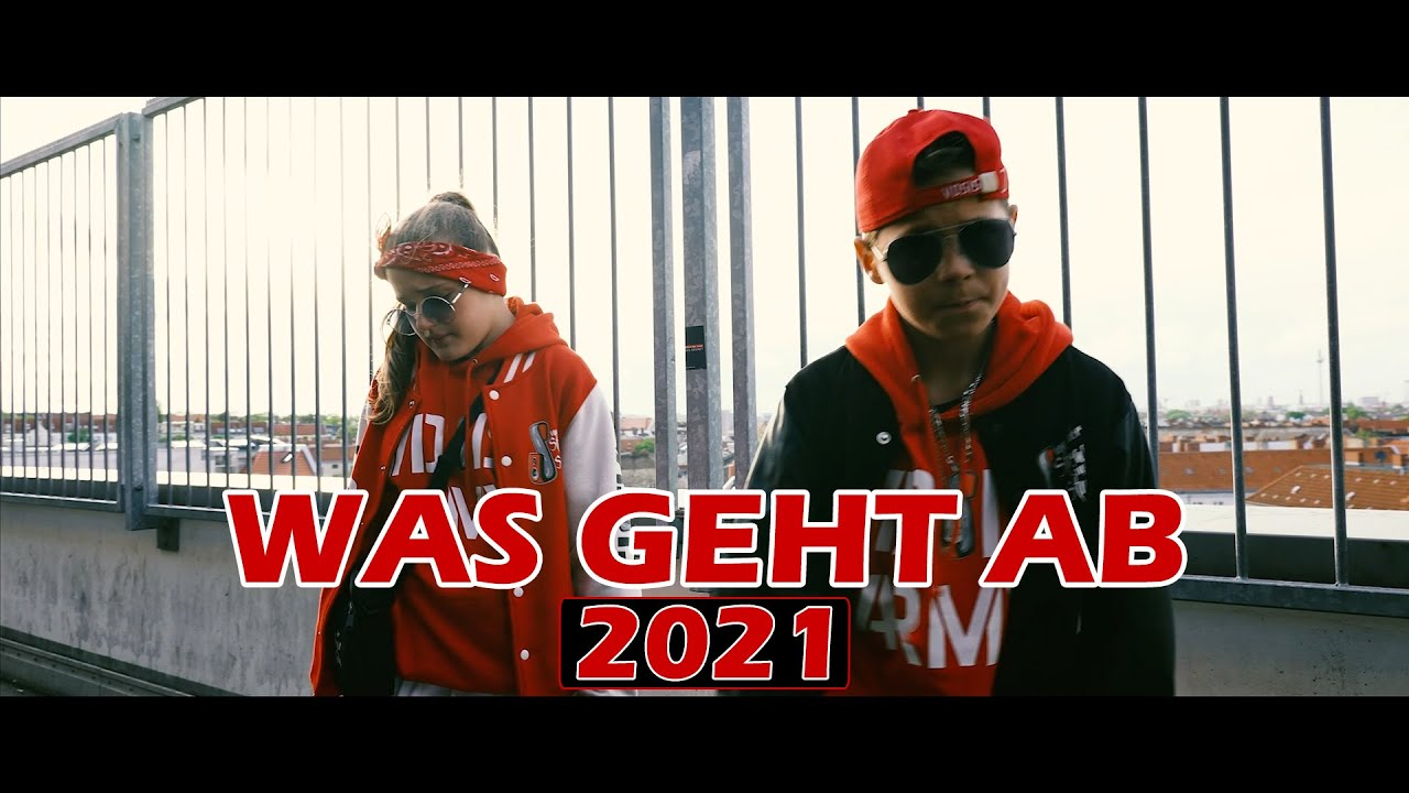 VDSIS - Anton & Meliah - Was geht ab 2021 (official Musikvideo)