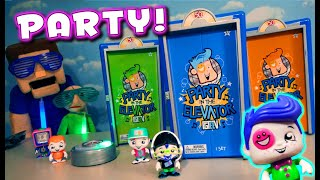 FGTEEV Party in the Elevator PLAYSETS w/BALDI Basic's - ALL 3 VARIATIONS! Series 2 Toys