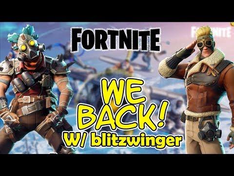 fortnite season 7 best duo ever - blitzwinger fortnite season 7