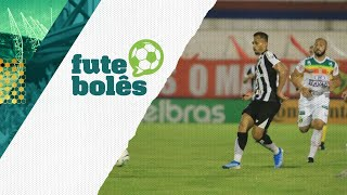 Ceará vence Brusque e abre vantagem na Copa do Brasil