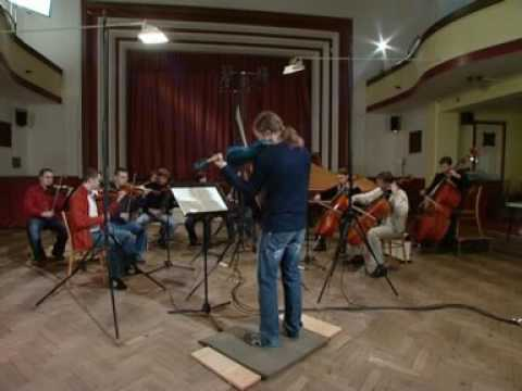 "Pavel SPORCL - Vivaldi Four Seasons ""The Storm"""