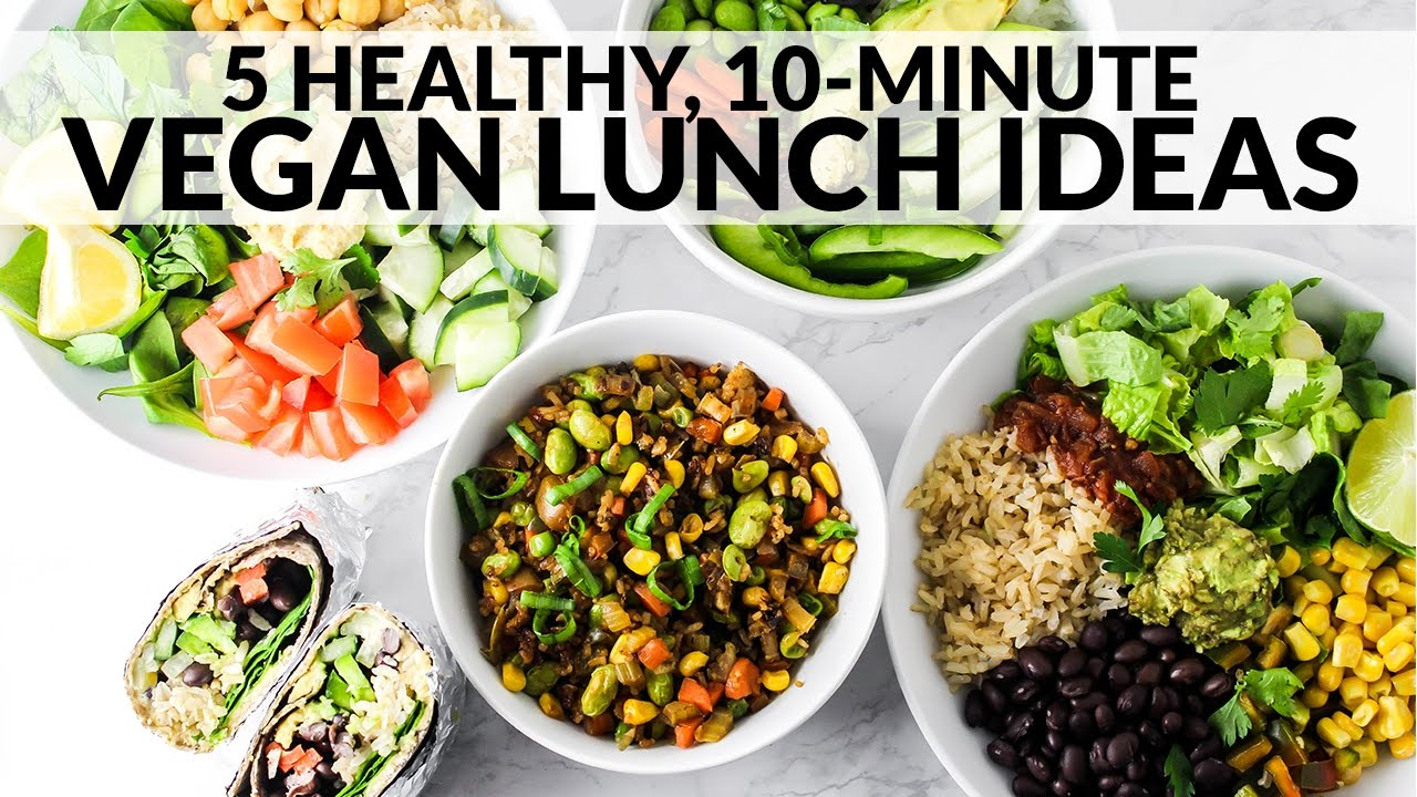 5 Healthy and Easy Vegan Recipes from Around the Web photo