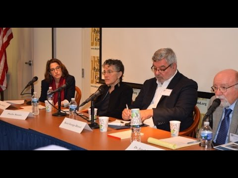 2016 Palestine Annual Conference - Panel 1: Legacies of the British Mandate