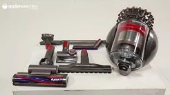 Dyson 214893-01 Cinetic Big Ball Animal Pro Barrel Vacuum Cleaner Overview - Appliances Online