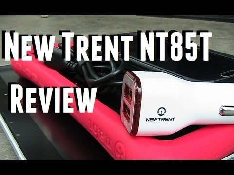 New Trent Nt85t Dual High Speed Usb Port Car Chargers