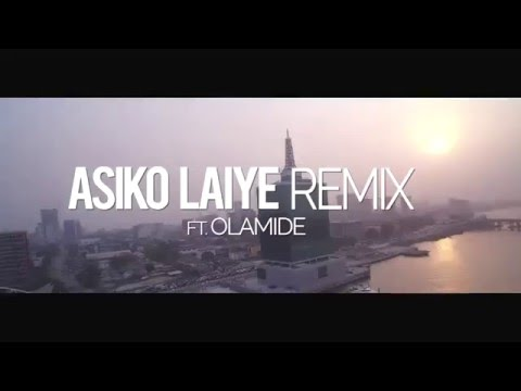 Naijaloaded com ng Darey Asiko Laiye Remix ft Olamide  1