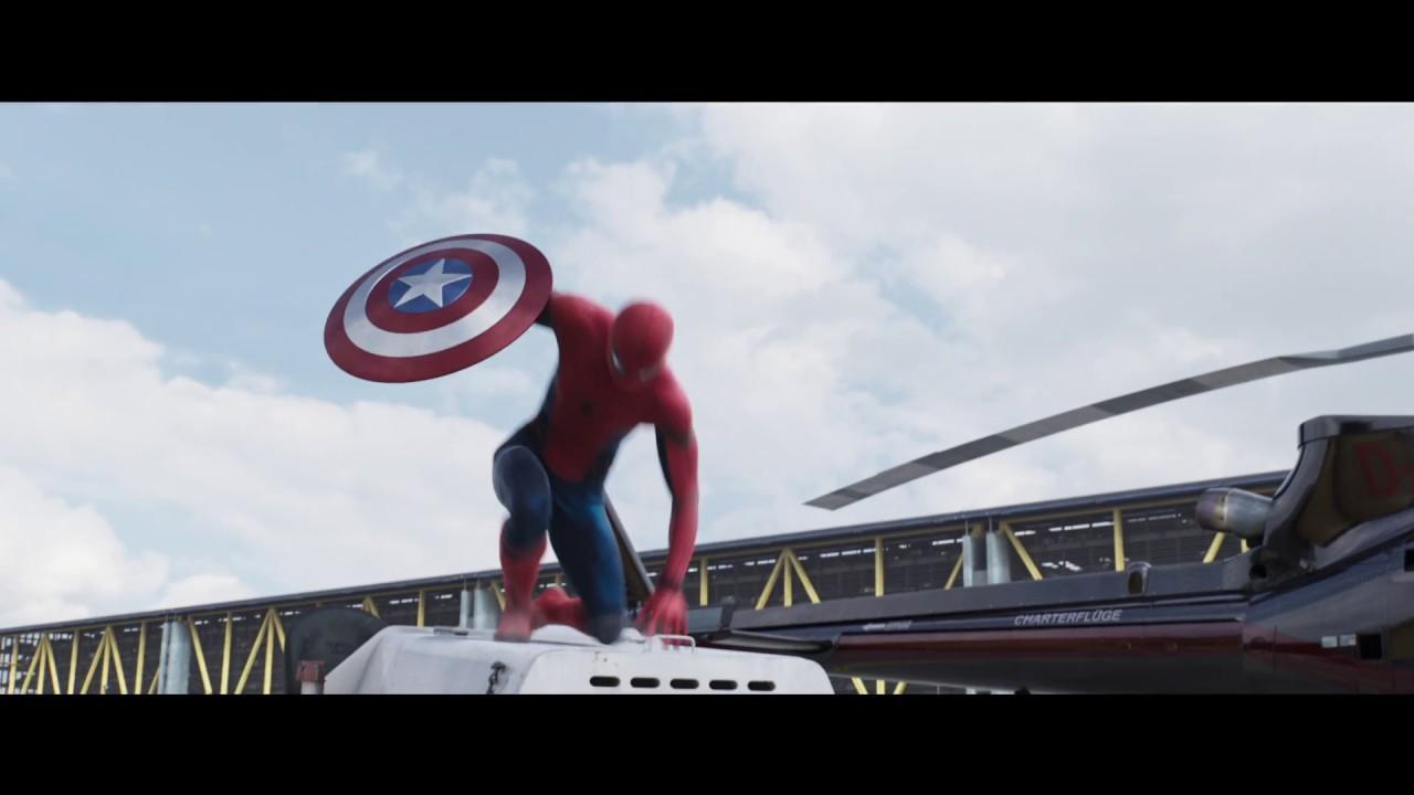 SPIDER-MAN: NÁVRAT DOMOV (trailer) - v kinách od 6. júla 2017