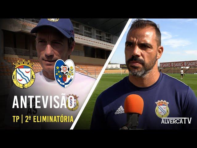 FC Alverca vs AD Camacha - Antevisão