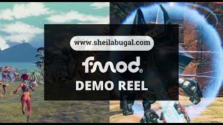 Sheila Bugal - FMOD Demo Reel